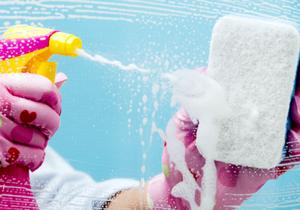 Домашні засоби для миття вікон