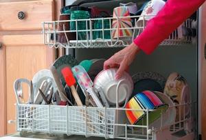 Що можна мити в посудомийній машині?