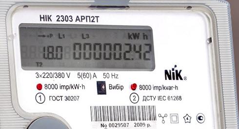 Економія електроенергії, коли використовуються багатотарифні лічильники, буде відбуватись за рахунок перерозподілу часу роботи побутових приладів