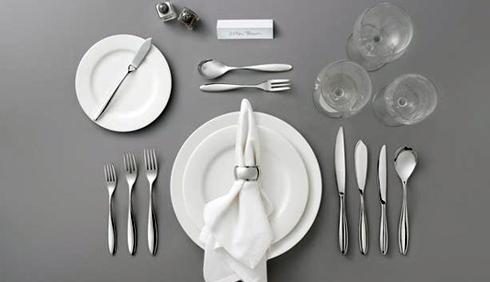 Порядок сервірування столу, та викладання основних столових приборів