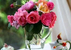 Як зберегти троянди у вазі надовго?
