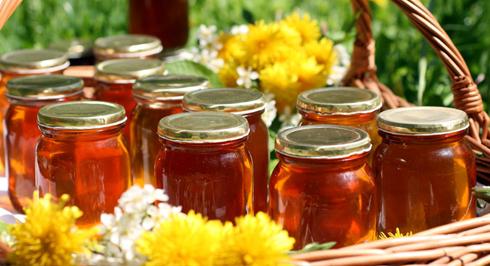 Оптимальне місце зберігання меду - холодильник або інше прохолодне місце