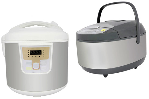 Мультиварка має компактні розміри, тому ідеально впишеться у будь-яку кухню