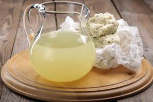 Корисні властивості молочної сироватки