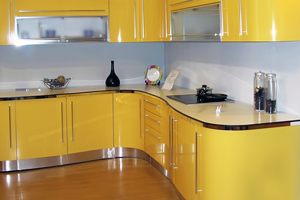 Як доглядати за ламінованою кухнею