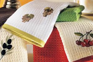 Як відіпрати кухонні рушники?
