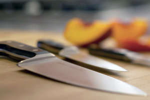 Як збільшити термін служби кухонних ножів - корисні поради