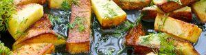 Секрети приготування смачної смаженої картоплі